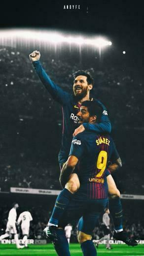 Andy on Twitter Lionel Messi ANd Luis Suarez Wallpaper RTs Are