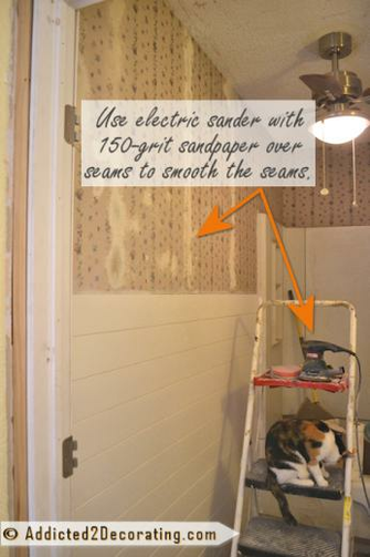 How To Remove Wallpaper Without Actually Removing Wallpaper
