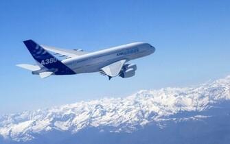 Airbus A380 wallpaper 12886