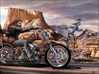 Harley Davidson 1024x768 wallpaper   right click and choose Set as
