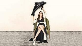 K pop Nana After School Orange Caramel Legs Korean