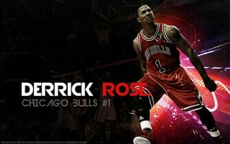 Derrick Rose Wallpaper Hd 2012 Derrick rose wallpaper by