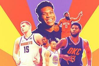 The Five Most Interesting MVP Candidates in the NBA   The Ringer