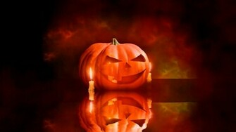 Halloween Animated Wallpaper httpwwwdesktopanimatedcom