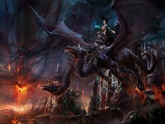 Dark Fantasy Dragon Wallpaper Full 1080p Ultra HD Wallpapers