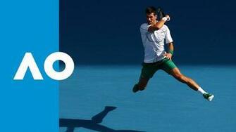 Yoshihito Nishioka vs Novak Djokovic   Match Highlights 3R