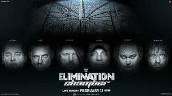download WWE Elimination Chamber 2017 PPV Wallpaper by