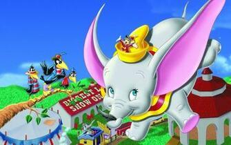 Dumbo Wallpapers HD