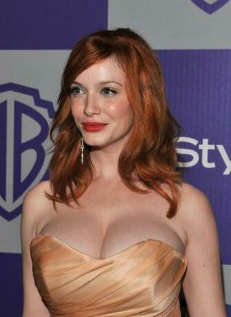 Central Wallpaper Christina Hendricks from Mad Men HD Wallpapers