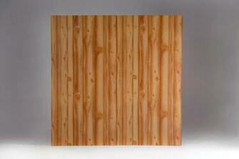 Faux Barn Wood Paneling