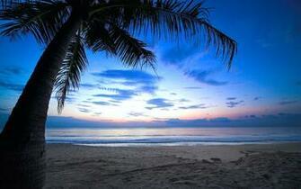 sunset caribbean ocean wallpaper 2560x1600 176536 WallpaperUP