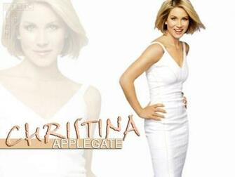 christina applegate best widescreen background awesome HD Wallpaper of
