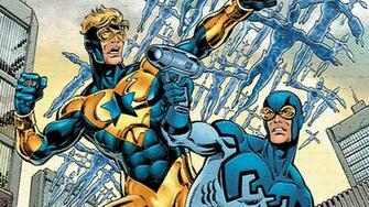 Booster Gold HD Wallpaper Background Image 1920x1080 ID