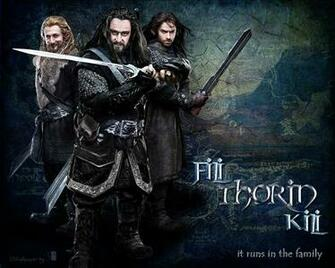 Thorin Oakenshield Wallpapers