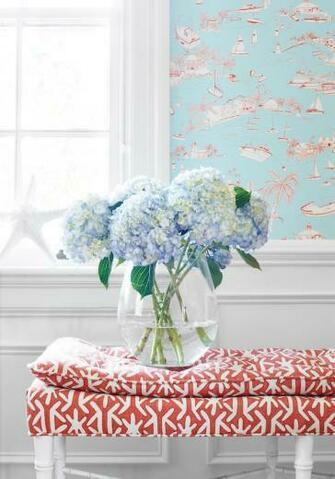 Wallpaper Supplier Online UK Thibaut Wallpapers   Richmond