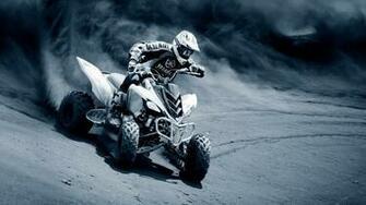 WongSeng HD Wallpapers Cool ATV Sand Drift HD Wallpaper