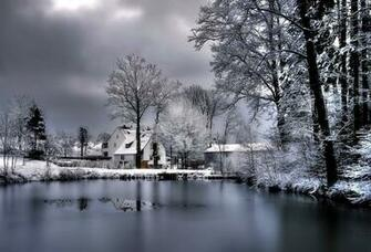 winter Wallpaper Background 38123