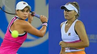 TC Plus Match of the Day Ashleigh Barty vs Sofia Kenin Wuhan
