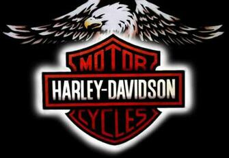 Gallery For gt Harley Davidson Logo Wallpaper