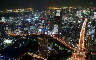 Tokyo at night wallpaper   World wallpapers   9404