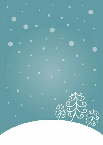 Christmas winter snow poster background