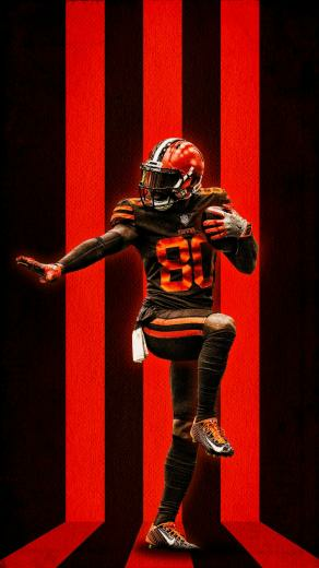 Odell Beckham Jr Cleveland Browns Wallpapers