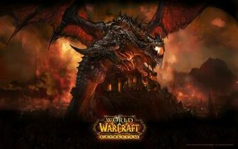 World of Warcraft Cataclysm 1080p Wallpaper World of Warcraft