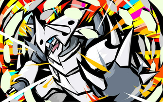 Mega Aggron Metal Burst by ishmam