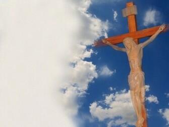 jesus christ on the cross wallpaper for desktop