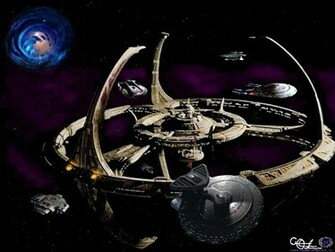 Deep Space 9   Star Trek Deep Space Nine Wallpaper 3984258