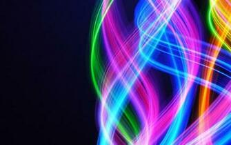 wallpaper Abstract Neon Wallpapers
