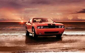 2008 Dodge Challenger SRT8 3 Wallpapers HD Wallpapers