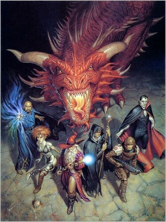 Dungeons and Dragons HD Wallpapers   wallpapers