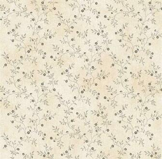 Off White Country Vine Wallpaper   Rustic Country Primitive