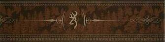 John Marshall Design Browning Scrolls Wall Border at MacksPWcom