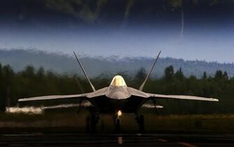 Aircrafts F 22 Wallpaper 1680x1050 Aircrafts F22 Raptor F35