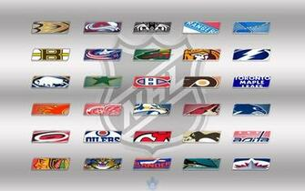 NHL TEAMS LOGOS WALLPAPER 2012   66505   HD Wallpapers