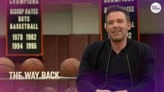 The Way Back Ben Affleck understood addiction better than basketball