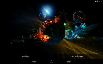 Best Space Live Wallpapers   Android Live Wallpaper Download