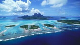 Bora Bora Beach Stunning Wallpaper   Travel HD Wallpapers