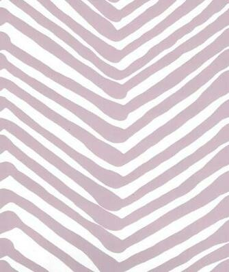 Quadrille Zig Zag Wallpaper