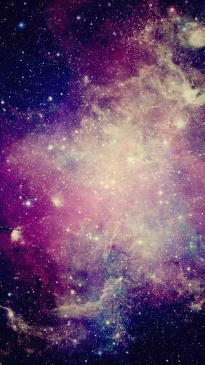 Galaxy Wallpaper Iphone 5 Hd
