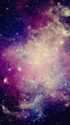 Galaxy Wallpaper Iphone 5 Hd