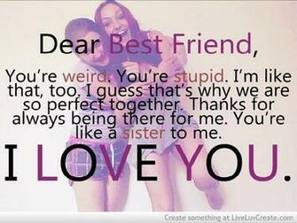 You Are my Best Friend Wallpaper my Best Friend Quotes