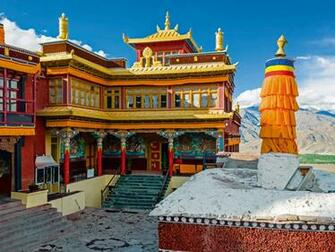 Buddhist Art Gets a Makeover in Leh Nat Geo Traveller India