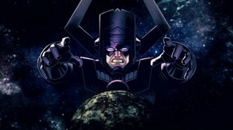 Galactus Wallpaper by Franky4FingersX2