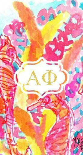 Cute alpha phi iPhone 5 background If shes A PHI shes for me