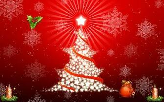 christmas tree christmas song christmas day animated wallpaper desktop