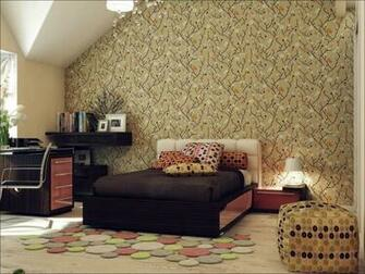 Briliant Decoration Unique Classic Bedroom Wallpaper