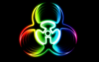 Biohazard logo HD Wallpaper   Companies Brands